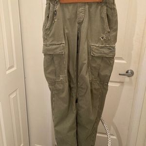 American Eagle very cool cargo pants